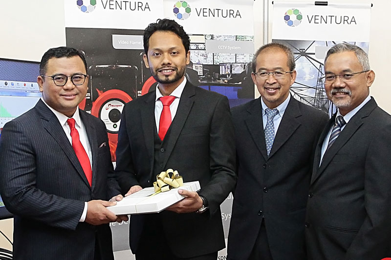 Ventura At Seminar & Table Top Exercise By MKN And PETRONAS Gas Berhad