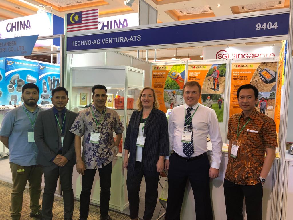 Ventura At Electric & Power Exhibition, Indonesia – 11th – 14th Sept 2019.