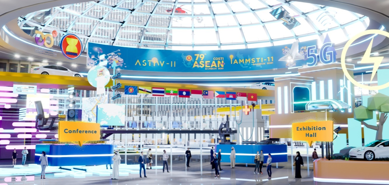 VIRTUAL 11th ASEAN SCIENCE, TECHNOLOGY AND INNOVATION WEEK (ASTIW-11)